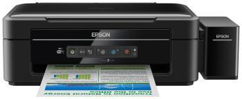 МФУ Epson Stylus L 366 мфу epson l486