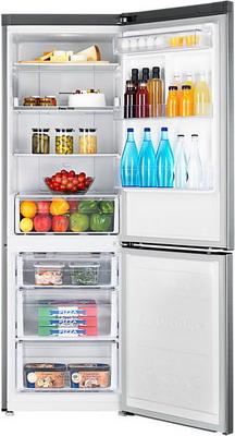 Двухкамерный холодильник Samsung RB 33 J 3200 SA холодильник samsung rb 33 j3420bc