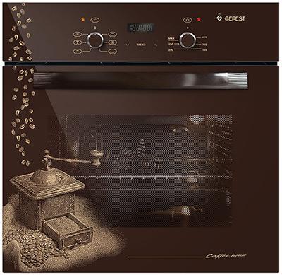 все цены на Встраиваемый электрический духовой шкаф GEFEST ЭДВ ДА 622-02 K 17 онлайн