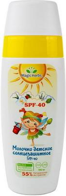 Средство солнцезащитное Magic Herbs SPF-40+  140 мл