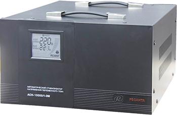 Стабилизатор напряжения Ресанта ACH - 10 000/1 - ЭМ стабилизатор напряжения ресанта ach 8 000 1 эм