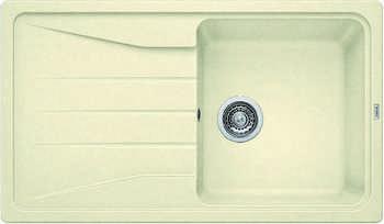 Кухонная мойка BLANCO SONA 5S SILGRANIT жасмин кухонная мойка blanco sona 5s silgranit шампань