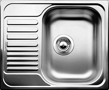 Кухонная мойка BLANCO TIPO 45 S mini нерж. сталь матовая blanco tipo 8 compact нерж сталь матовая
