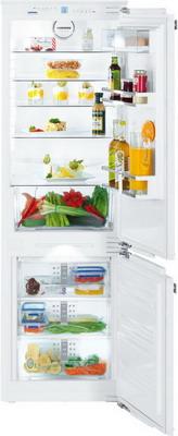 Встраиваемый двухкамерный холодильник Liebherr ICNP 3356 встраиваемый двухкамерный холодильник liebherr icbp 3266 premium