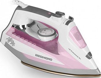 Утюг Redmond RI-D 235 (розовый) redmond ri c218 violet утюг