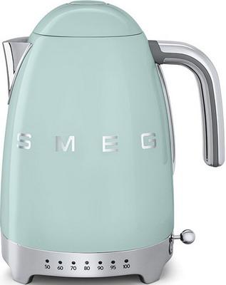Чайник электрический Smeg KLF 02 PGEU smeg klf02sseu чайник электрический chrome
