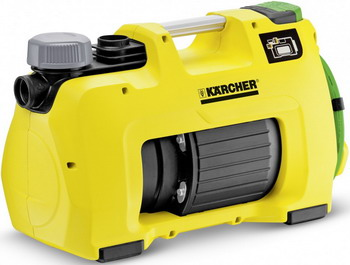 Насос Karcher BP 4 Home&Garden eco!ogic поверхностный насос karcher bp 4 home and garden ecologic 1 645 354