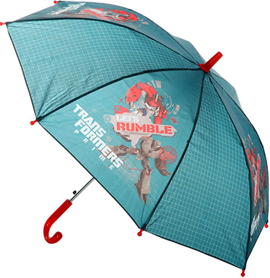 Зонт детский Transformers Prime D 46753 зонт prize 3 350