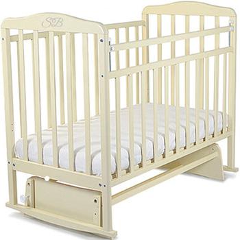 Детская кроватка Sweet Baby Ennio Cammello (Бежевый)