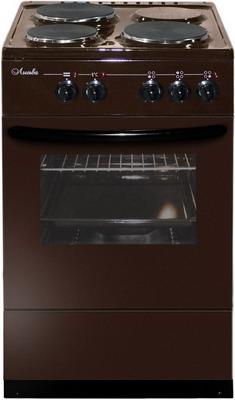 Электроплита Лысьва ЭП 301 М2С коричневая без крышки лысьва эп 402 м2с коричн б крышки