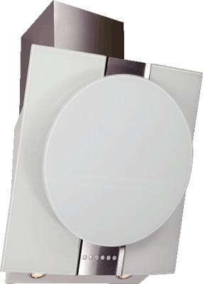 Вытяжка со стеклом ELIKOR Графит 60Н-700-Э4Д КВ IЭ-700-60-1097 нерж/стекло белое вытяжка elikor графит 60 stainless steel black glass