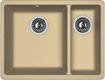 Кухонная мойка Florentina Вега 335/160 капучино FSm zumman fsm 881