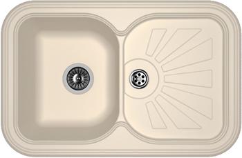 Кухонная мойка Florentina Крит-780 780х510 жасмин FS