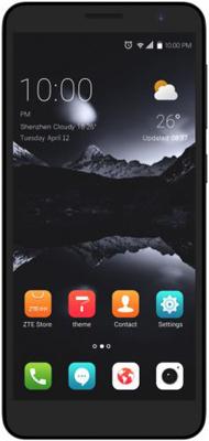Мобильный телефон ZTE Blade A 530 серый мобильный телефон zte blade a 520 золотистый