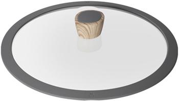 Стеклянная крышка Nadoba MINERALICA 28 см 751211 крышка polaris диаметр 28 см