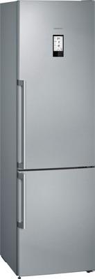 Двухкамерный холодильник Siemens KG 39 FHI 3 OR холодильник siemens kg49nsb2ar
