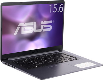 Ноутбук ASUS S 510 UN-BQ 193 (90 NB0GS5-M 02700) Grey Metal asus k501uq grey metal k501uq dm036t