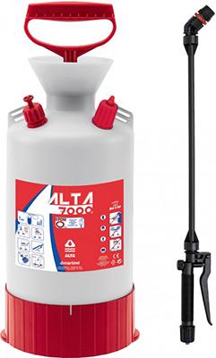 Купить Опрыскиватель Di Martino, Alta Epdm 7000 белый-красный 7 0 л AL 4013, Италия