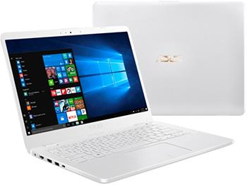 Ноутбук ASUS X 405 UA-BV 561 (90 NB0FA6-M 13070) белый цена и фото