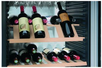Полка для бутылок Liebherr деревянная складная для винных шкафов (7112477)
