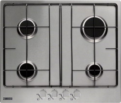 Встраиваемая газовая варочная панель Zanussi ZGG 65413 SA