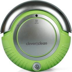 Робот-пылесос CleverampClean M-series 002 green