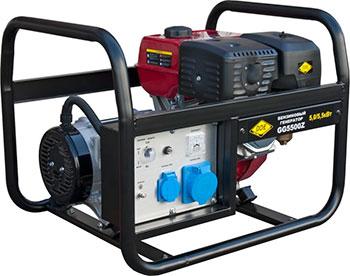 Электрический генератор и электростанция DDE GG 5500 Z виброплита dde vp50