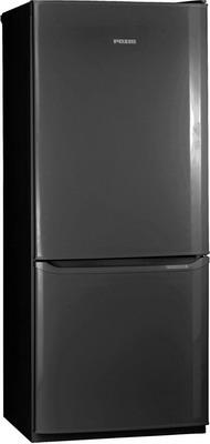 Двухкамерный холодильник Позис RK-101 графитовый двухкамерный холодильник позис rk 101 серебристый металлопласт