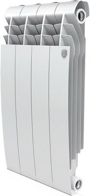 Водяной радиатор отопления Royal Thermo BiLiner 500-4 Bianco Traffico
