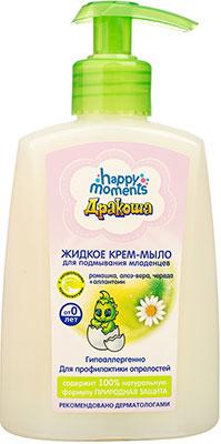 Крем-мыло Дракоша для подмывания младенцев жидкое 250 мл моё солнышко для подмывания младенцев 200 мл