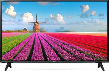 LED телевизор LG 32 LJ 500 V телевизор led lg 32lh570u