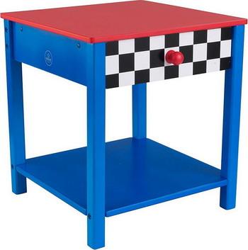 Прикроватный столик KidKraft Гоночная машина 76041_KE