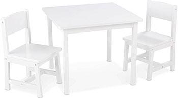 Набор стол + 2 стула KidKraft Набор мебели Aspen 21201_KE