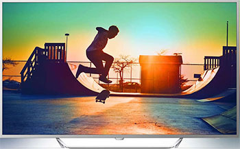 4K (UHD) телевизор Philips 65 PUS 6412 телевизор philips 55pus7809