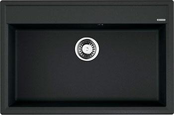 Кухонная мойка OMOIKIRI Daisen 77-BL Artgranit/черный (4993630)