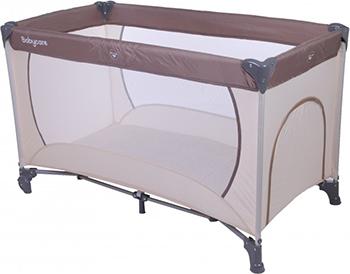 Кровать-манеж Baby Care Arena Кофейный/Бежевый OB-888 baby care ob 888 arena coffee beige