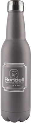 Термос Rondell Bottle Grey RDS-841 термос exco en050 500ml grey red