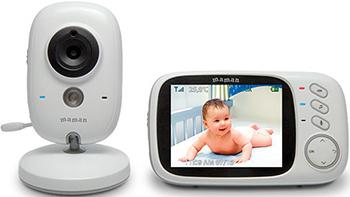 Видеоняня Maman VB-603 видеоняня vm2502 maman vm2502