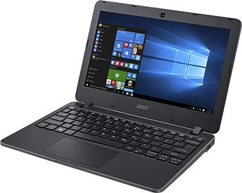 все цены на Ноутбук ACER TravelMate TMB 117-M (NX.VCHER.018) черный