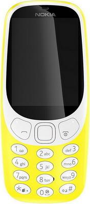 Мобильный телефон Nokia 3310 DS (2017) желтый мобильный телефон nokia 3310 ds blue