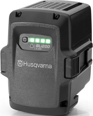 Аккумулятор съемный Husqvarna BLi 200 9670919-01 аккумулятор husqvarna 9667760 01