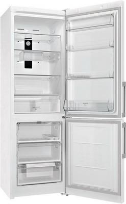 Двухкамерный холодильник Hotpoint-Ariston HFP 8182 WOS двухкамерный холодильник don r 297 b