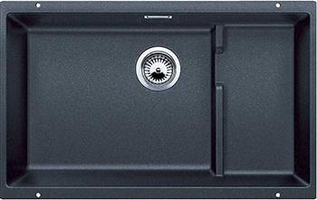 Кухонная мойка BLANCO 523538 SUBLINE 700-U Level SILGRANIT антрацит с отв.арм. InFino blanco 700 u level 520666