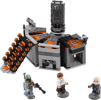 Конструктор Lego Star Wars Камера карбонитной заморозки 75137-L конструктор lego star wars имперский шаттл 75163 l