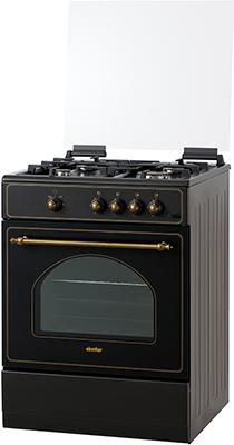 Газовая плита Simfer F 66 GL 42017 газовая плита simfer f66gw41001