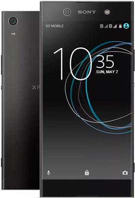 Мобильный телефон Sony Xperia XA1 Ultra Dual Sim черный