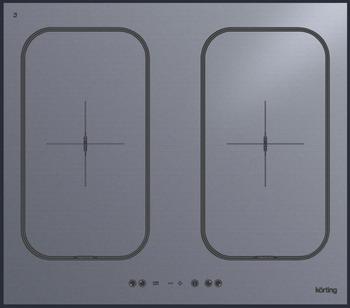 Встраиваемая электрическая варочная панель Korting HIB 6409 BS цена