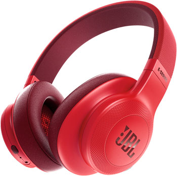 Наушники JBL JBLE 35 RED наушники bluetooth jbl e55bt red jble55btred