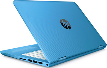цены Ноутбук HP Stream x 360 11-aa 008 ur (2EQ 07 EA) Aqua blue