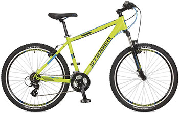 Велосипед Stinger 26 AHV.RELOAD.18 GN7 26'' Reload 18'' зеленый велосипед stinger reload sd 26 2017